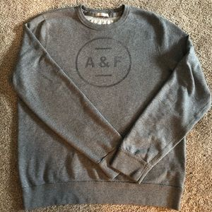 Men's Abercrombie & Fitch Sweatshirt - Large